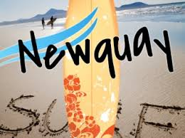 Newquay Surf beach party